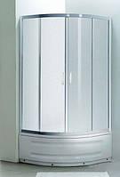 Душевая кабинка Eger TISZA mely 599-187, 900х900х2000 мм