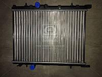 Радиатор охлаждения PARTNER/BERLINGO/C4 02-06 (TEMPEST). TP1563502