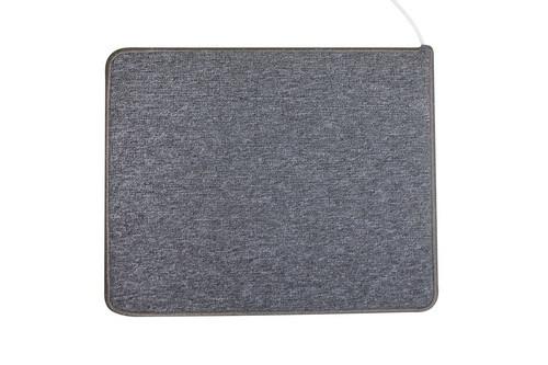 Коврик с подогревом SOLRAY UNI color (530*430 мм), серый