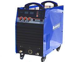 Зварювальний промисловий напівавтомат MAGNITEK MIG-500 (IGBT) 380V