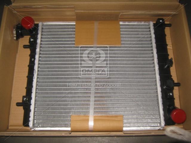 Радиатор охлаждения двигателя ACCENT 13/15/16 MT 99-03 (Van Wezel). 82002085