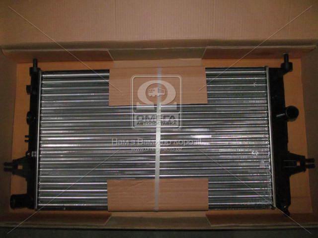 Радиатор охлаждения двигателя OPEL Astra 98- (пр-во NRF). 54668A