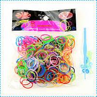 Резиночки для плетения Rainbow Loom 300 шт