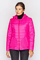Яркая демисезонная молодежная куртка 44-58 размеры, фото 1