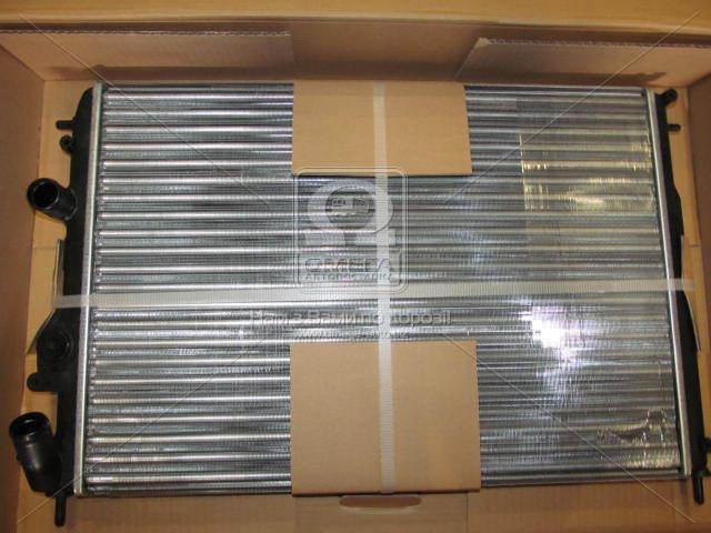 Радиатор охлаждения двигателя RENAULT Megane (пр-во Nissens). 63896A