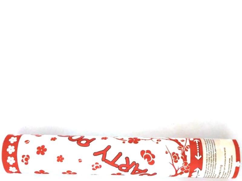 Хлопушка пневматическая 0880-30 Цветы (30см)
