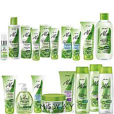 Витэкс - Aloe 97% Жидкое гель-мыло ухаживающее увлажнение, питание 750ml дой-пак, фото 3