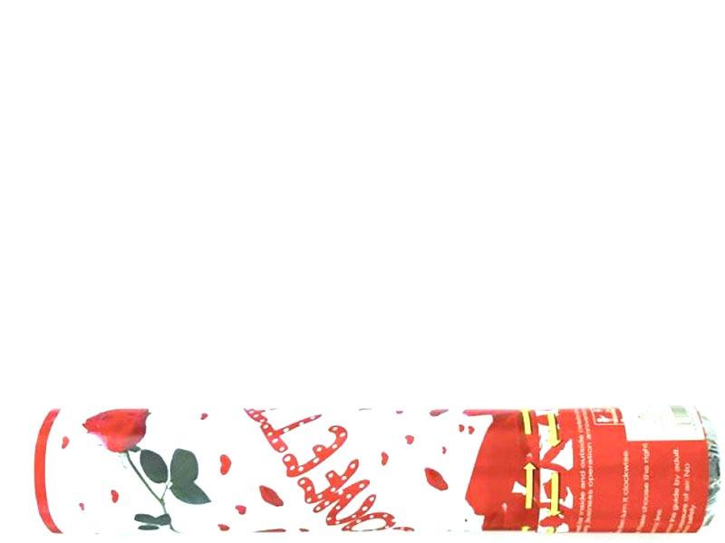 Хлопушка пневматическая 0893-30 Розы (30см)