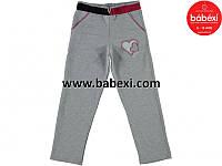 Брюки штаны спортивние на девочку 9, 10, 11, 12  лет Супер-качество.Турция. Детская спортивная одежда.