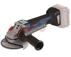✅ Болгарка (угловая шлифмашина) BOSCH аккумуляторная GWS 18 V-10C 0xAh