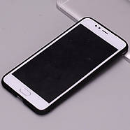 Чехол для Meizu M5s черный, бампер, накладка, чохол, силиконовый, силіконовий, фото 2