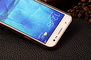 Чехол для Galaxy J5 2015 / Samsung J500 Flowers, фото 3