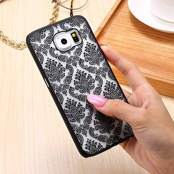 Чехол для Samung Galaxy S6 Damask
