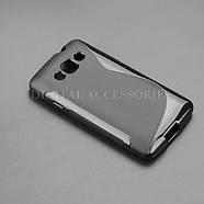 Чехол для LG L60 (X135, X145) Черный, фото 3