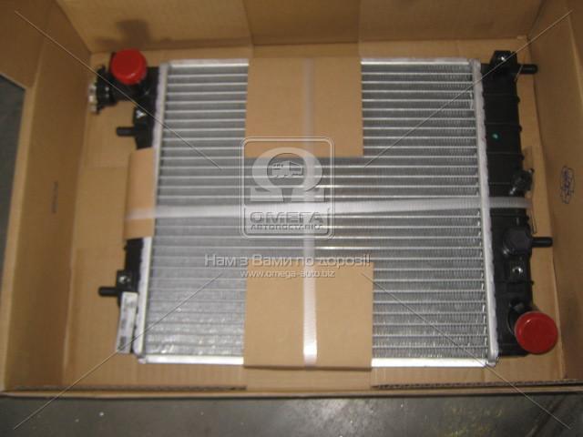 Радиатор охлаждения HYUNDAI ACCENT (99-) 1.3-1.5 (пр-во Nissens). 67022