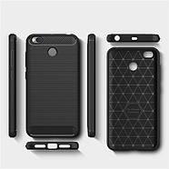 Чехол для Xiaomi Redmi 4X, бампер, накладка, чохол, силиконовый, силіконовий, фото 3
