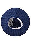 Зимняя шапка-бини для мальчика Reima Uljas 518531-6981. Размеры 46 и 48., фото 4