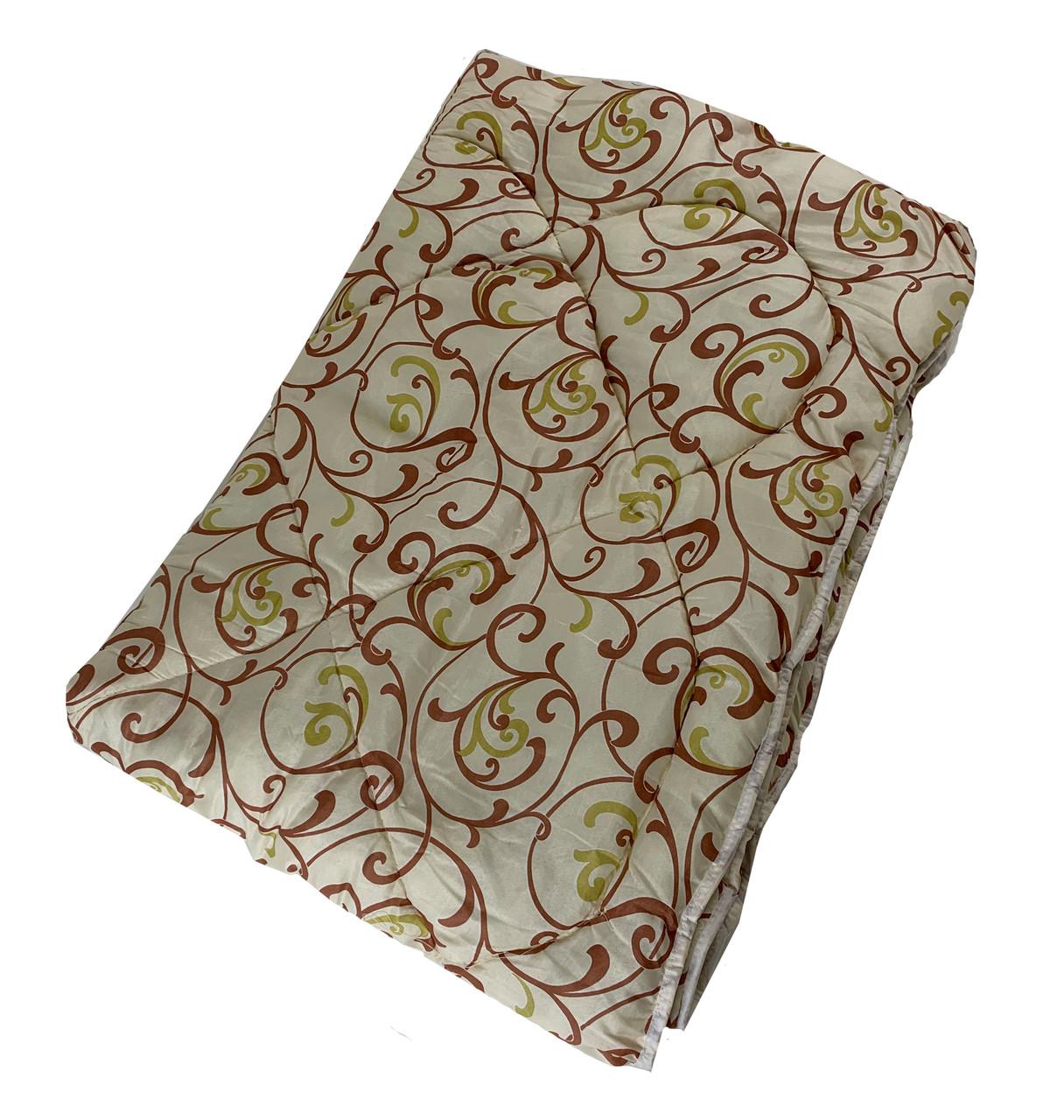 Одеяло полуторное, холофайбер 150*220 см, Украина