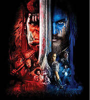 Плакаты игр и фильмов (Игровые постеры)