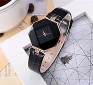 Женские наручные часы Classic черные, жіночий наручний годинник, фото 3