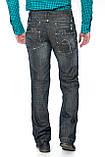 Джинсы мужские Franco Benussi 1012 темно-серые, фото 6