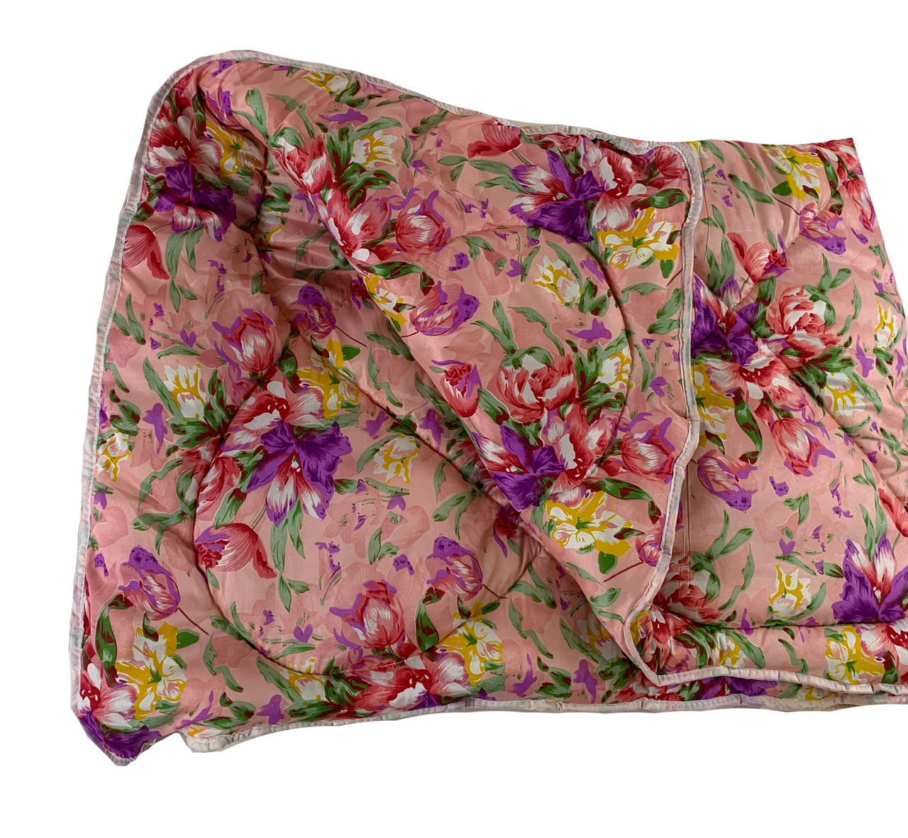 Одеяло двуспальное, холлофайбер 180*220 см, Украина