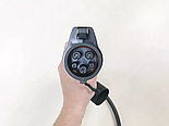 Зарядное устройство кабель зарядка электромобиля Nissan Leaf Ford Volt, фото 4