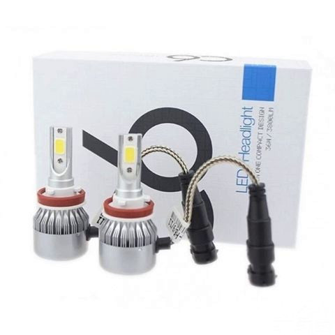 Комплект светодиодных LED ламп C6 HeadLight H11 9-32V (C6H11)