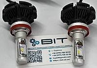 Комплект светодиодных LED ламп X3-H11 9-32V 50W 6000LM, фото 1