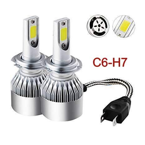 Комплект светодиодных LED ламп C6 HeadLight H7 9-32V (C6H7)