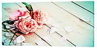 Картина на холсте Декор Карпаты Цветы 50х100 см (c774)