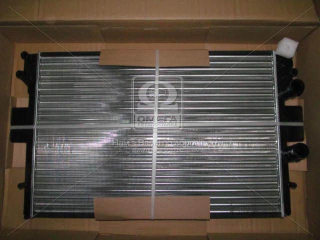 Радиатор охлаждения двигателя IVECO DAILY II 99- (пр-во NRF). 53612