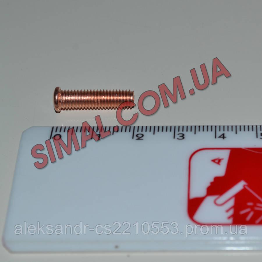 Telwin 802301 - Комплект заклепок-саморезов с резьбой 18 мм (100 шт.) М5 Ø 5