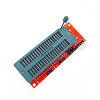 Адаптер для программатора PICkit2, PICkit3, ZIF-панель