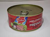 Курино-свинная консерва EvraMeat Mielonka Miesna 300г