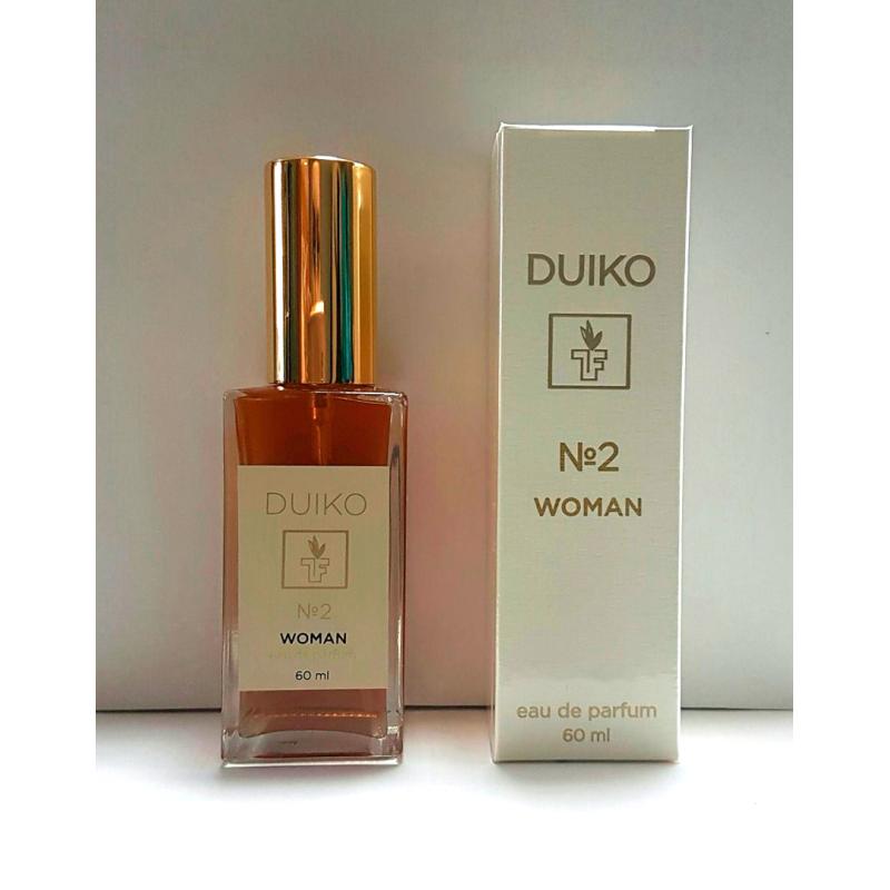 Аромат Duiko № 2 для женщин 60 мл букет индийских специй