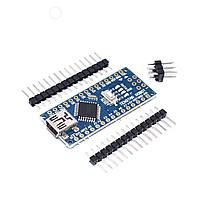 Arduino NANO V3, ATmega328P, CH340, 5В, 16МГц, MiniUSB