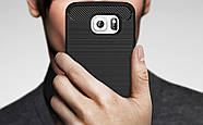 Чехол для Samung Galaxy S6 Carbon, фото 3