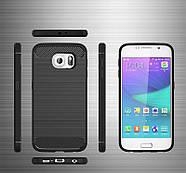 Чехол для Samung Galaxy S6 Carbon, фото 4