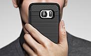 Чехол для Samung Galaxy S7 Carbon, фото 2