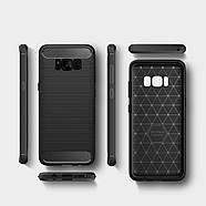 Чехол для Samung Galaxy S8 Carbon, фото 4