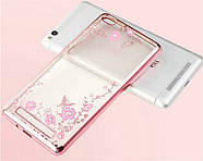 Чехол для Xiaomi Redmi 4A, бампер, накладка, чохол, силиконовый, силіконовий, фото 2