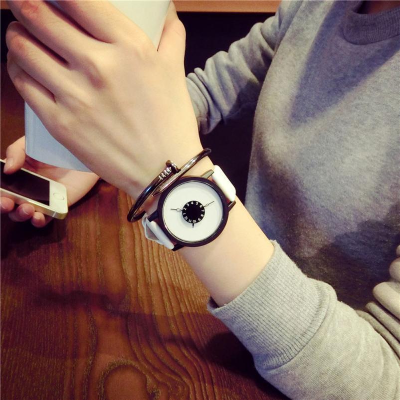 Женские часы белый циферблат, наручний жіночий годинник, кварцевые женские наручные часы