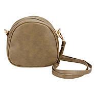 Женская сумка через плечо Crown корона оливковая, Жіноча сумочка, Клатч, фото 4