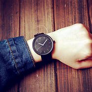 Женские часы Casual style черные, жіночий наручний годинник, женские наручные часы, фото 4