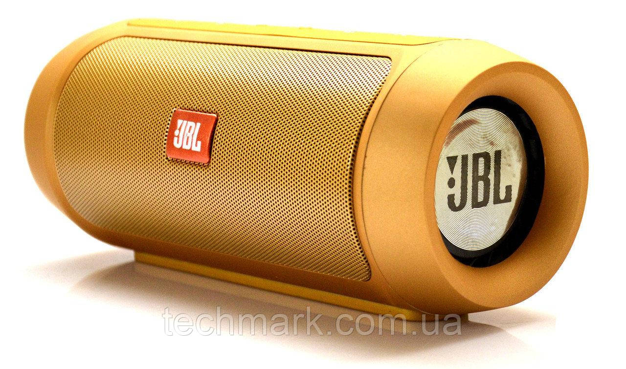 Портативная колонка UBL Charge 2+ Gold
