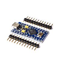 Arduino PRO Micro, ATmega32U4, 5В, 16МГц, фото 1