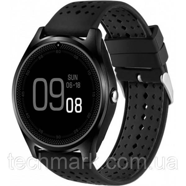 Умные часы Smart Watch V9 Black