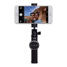 Монопод (селфи-палка) Momax Selfie Pro 90 см (KMS4) чёрный