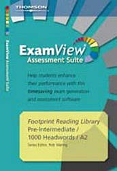 Footprint Reading Library 1000 A2 ExamView